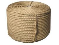 Веревка джутовая 097 966-01-66