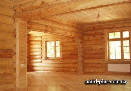 Как обустроить быт в деревянном доме